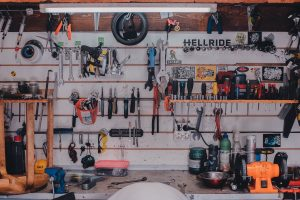 How to clean out your garage Tango